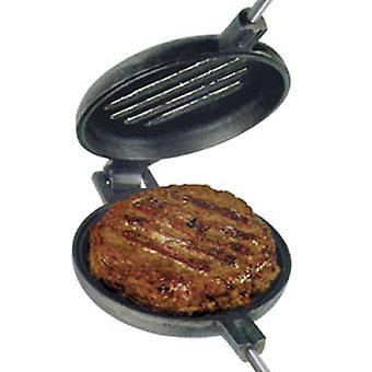 Rome Wilderness Hamburger Griller (Cast Iron)