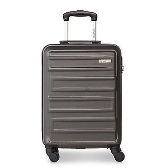 Fabrizio Worldpack Atlanta Hand Luggage Trolley S, 4 ruote, 54 cm, 35 L, Grigio