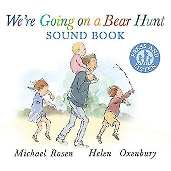 We're Going on a Bear Hunt by Michael Rosen - 9781406391350 Book