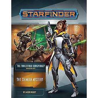 Starfinder Adventure Path - The Chimera Mystery (The Threefold Conspir