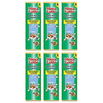 Sparset: 6 x NEXA LOTTE® flytrap, 4 pieces