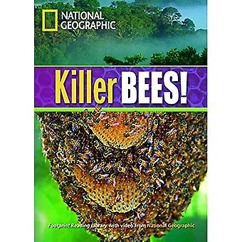 Killer Bees!: Footprint Reading Library 1300