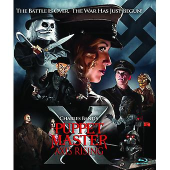 Puppet Master X: Axis Rising [BLU-RAY] USA import