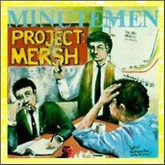 Minutemen - Project: Mersh [Vinyl] USA import
