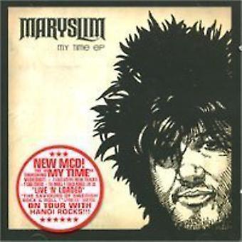 Maryslim - My Time/Live N Loaded [CD] USA import