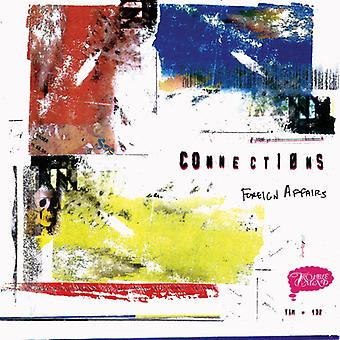 Connections - Foreign Affairs [CD] USA import