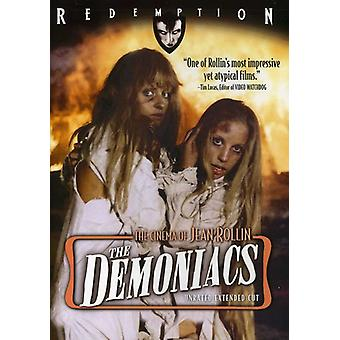 Demoniacs [DVD] USA import