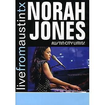 Norah Jones - Live From Austin Tx [DVD] USA import