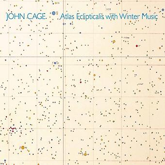 J. Cage - John Cage: Atlas Eclipticalis with Winter Music [CD] USA import