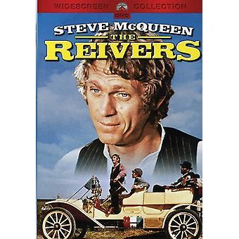 Reivers [DVD] USA importerer