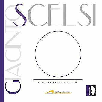 G. Scelsi - Giacinto Scelsi Collection, Vol. 3 [CD] USA import