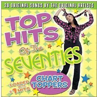 Top Hits of the Seventies - Chart Toppers [CD] USA import