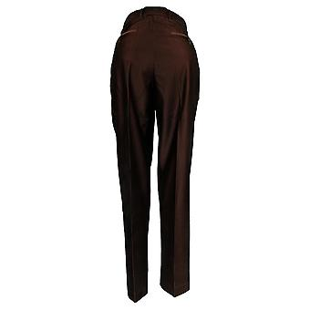Stacy Adams Men's Cordoroys Pants Casual Chocolate Brown