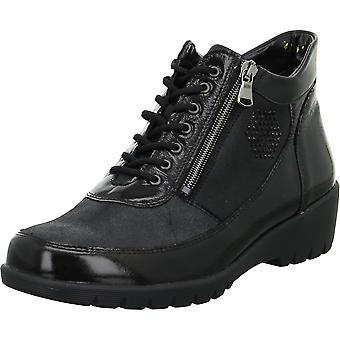 Waldläufer Kamela 675802302001 universal toute l'année chaussures pour femmes