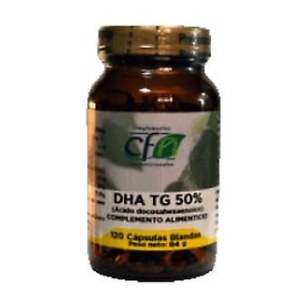 DHA TG 50% 120 softgels