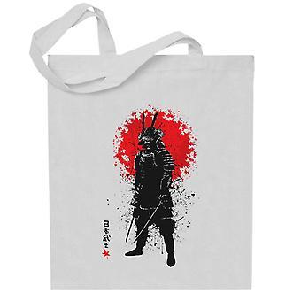 Samurai Leaf ja muste Roisketoteebag