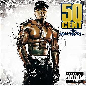 50 cent - massakern den (2LP) [Vinyl] USA import