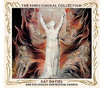 Ray Davies - Kinks Choral Collection [CD] USA import