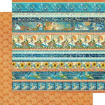 Graphique 45 Moments magiques 12x12 Pouces Pack papier