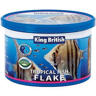 King British Tropical Flake - formulare standard - 6kg