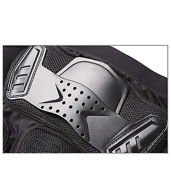 Blueimperial Riding Armor Pants Skating Protective Armour, Black , Size Large