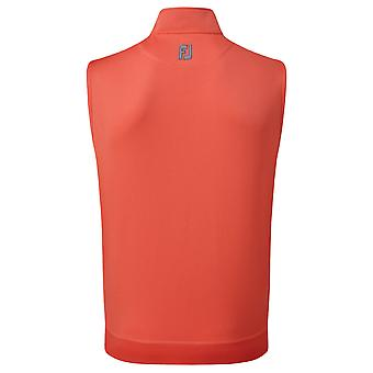Footjoy Mens Chill-Out Moisture Wicking Sweater Golf Vest