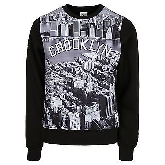 CAYLER & SONS Men's Sweatshirt WL Crooklyn Skyline