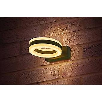 Outdoor LED Up Down Wall Light 11W 3000K 480lm IP54