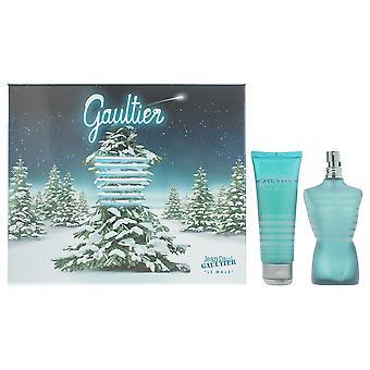 Jean Paul Gaultier Le Male Eau de Toilette 75ml & All-Over Shower Gel 75ml Set