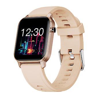 الاشياء المعتمدة® اللياقة البدنية تعقب النشاط Smartwatch الرياضة Smartband الهاتف الذكي ووتش دائرة الرقابة الداخلية / الروبوت الذهب