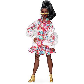 Barbie BMR1959 Kokoelma Muoti Nukke Bomber Takki