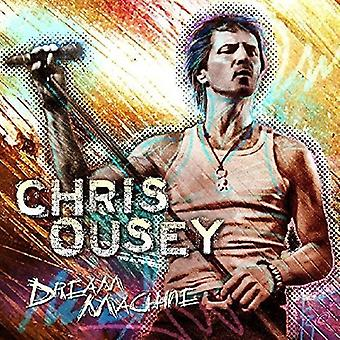 Chris Ousey - Dream Machine [CD] USA import