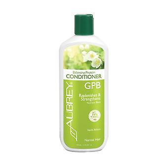Aubrey Organics Gpb Równoważący odżywka białkowa, Vanilla Balsam 11 Oz