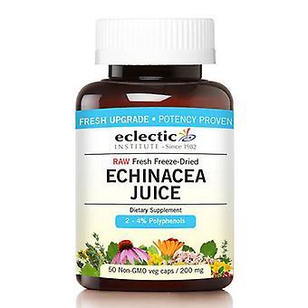 Eclectic Institute Inc Echinacea Purpurea Juice, 400 Mg, 90 Korkkia
