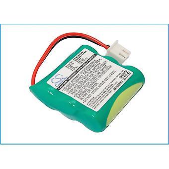 Battery for Tri-Tronics CM-TR103 FPB9595 1038100 Trashbreaker Ultra II XL XLS