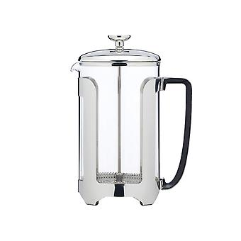 Kitchen Craft French Press Cafetiere Stainless Steel 12 Cup KCLXCAFE12CP