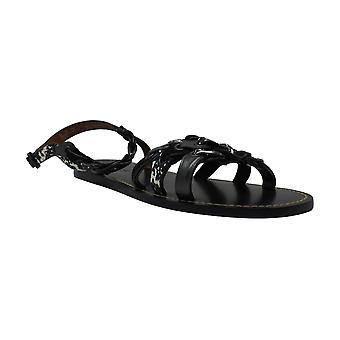 Coach Womens Sndl Cll Mxm Open Toe Casual Ankle Strap Sandals