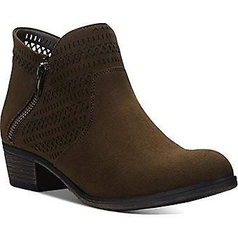 الأمريكية خرقة النساء Aabby1 اللوز أحذية الكاحل أزياء,