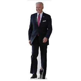 Joe Biden Lifesize pahvi leikkaus ilmainen Mini Standee