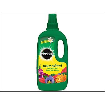 Miracle Miracle-Gro Pour & Feed 1L