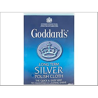 Johnsons Wax Goddards Silver Polish Cloth 86050