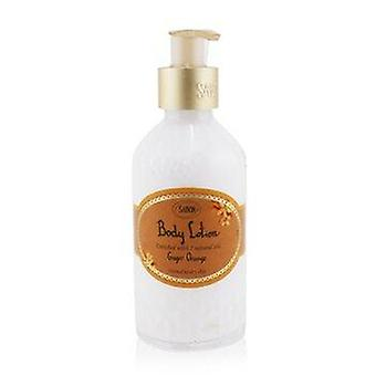 Body Lotion - Ginger Orange (With Pump) 200ml or 7oz