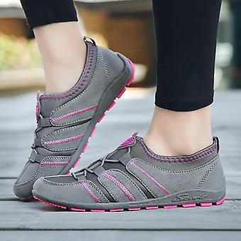 Naisten kengät Ilmaverkko Hengittävät Lenkkarit Rento Kenkä