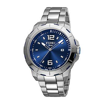 Ferre Milano Gents D.Blue Dial  Watch