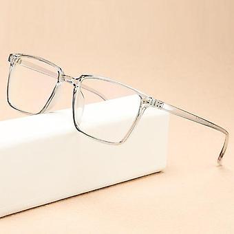 Vintage Brillen Retro Frauen Mode Transparent Rahmen Männer optische Brillen