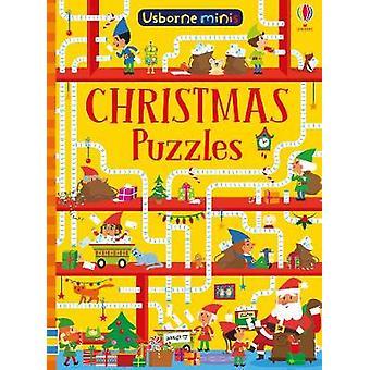 Christmas Puzzles Usborne Minis