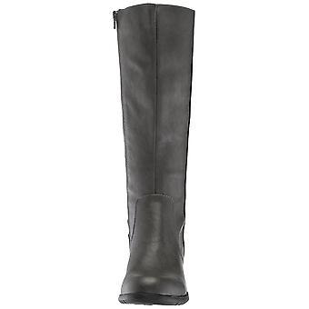 LifeStride Womens Xandy Fabric Round Toe Knee High Fashion Boots
