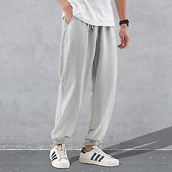 Spring Fashion Loose Sweatpants, Men Sportswear Jogger Harem Pants