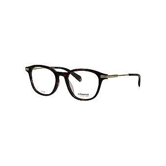 Polaroid Junior PLDD347 086 Dark Havana Glasses