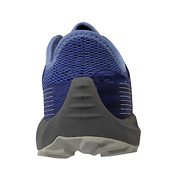 Brooks PureGrit 8 Lace Up Blue Woven Womens Running Shoes Trainers 1203011B468